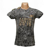 """Мужская футболка """"варенка""""  Турция H912"""