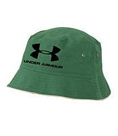 Панама Under Armour black, зеленая ,спортивная, как оригинал, фото 1