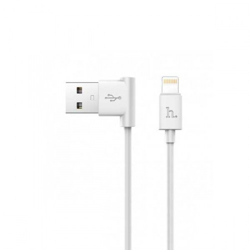 Кабель Hoco UPL11 L Shape USB - Lightning 1.2 м