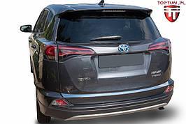 Накладка кришки багажника Toyota RAV4 (нижня)