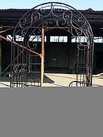 Арка кованая пергола арт дс 13, фото 1