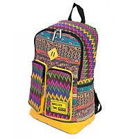 Рюкзак Міський нейлон Lanpad 3326 yellow