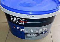 Краска фасадная латексная  Fassadenfarbe MGF 14 кг