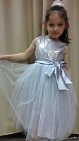 Платье Кристалл ТМ Sofia Shelest. Яна 7 лет, г. Волноваха, Донецкая обл.