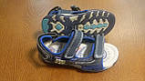 Сандалики для мальчика бренда Y.TOP размер 29 -18.5 см., фото 4