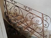 Кованые перила арт.кп 8