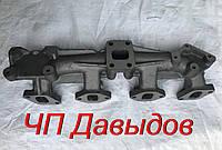 Коллектор выпускной СМД-18/20/22 (4 шпильки) 21-0701-01