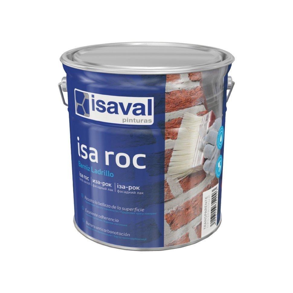 Фасадный лак ISAVAL Isa Roc (4 л)