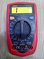 Карманный цифровой мультиметр UNI-T UTM 133C (UT33C), фото 1