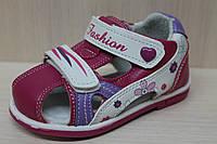 """Детская летняя обувь, босоножки для девочки тм Tom.m, """"серия ортопедия"""" р.25"""