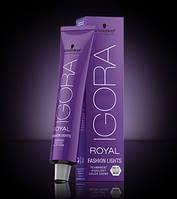 Краска для волос Schwarzkopf Professional  Igora Royal Fashion Lights, 60 ml