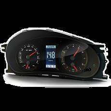 Індикатори, панелі приладів і керування автомобільні