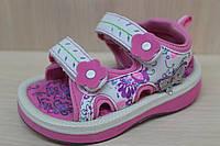 Босоножки и сандалии на девочку, детская летняя обувь, пляжная обувь пенка тм Том р. 20