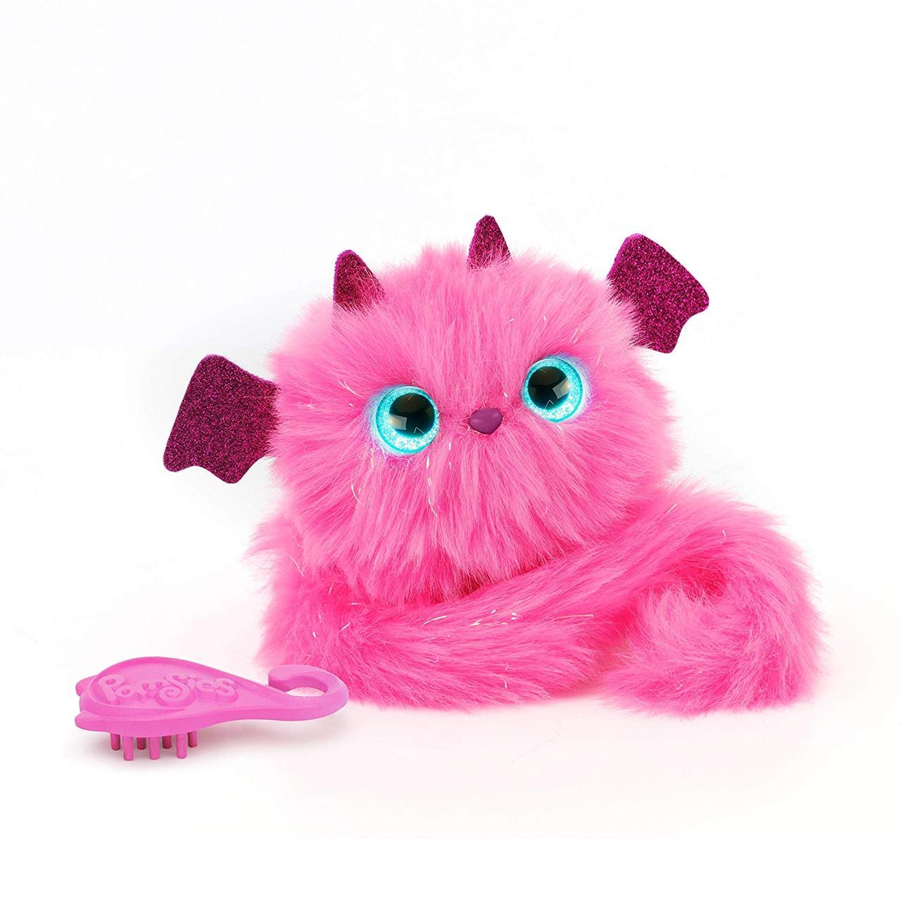 Интерактивная игрушка Помсис Дракоша Зои Pomsies Zoey Dragon Plush Interactive
