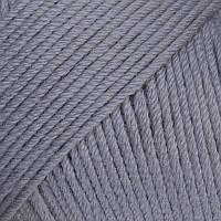 Пряжа GAZZAL Baby Cotton (Хлопок 60%; Акрил 40%; Вес 50гр; Длина 165м) Серый