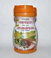 Чаванпраш с шафраном (Chyawanprash with Saffron ) 500гр - Patanjali