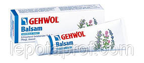 """Тонизирующий бальзам для нормальной кожи GEHWOL  """"Жожоба"""" для уставших ног, 125 мл."""