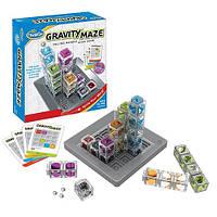 "Игра-головоломка ""Гравитационный лабиринт""   ThinkFun Gravity Maze 76339"