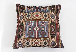 """Подушка диванная """"Думка"""" с натуральной шерстью."""