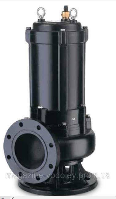 Фекальный насос    WQ 20-40-7,5С  напор 45м