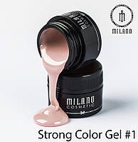 Strong Color Gel 1 - гибрид гель лака и гель краски.