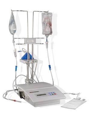 Аппарат для плазмафареза Гемофеникс