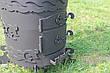Коптильня горячего копчения, большая, фото 3