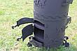 Коптильня горячего копчения, большая, фото 4