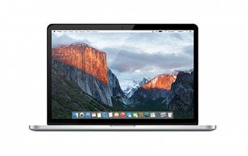 "Ноутбук Apple A1990 MacBook Pro TB 15.4"" Retina Silver (MR972RU/A)"