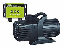 Насос для ставка AquaNova NSP-20000 л/год з регулятором потоку