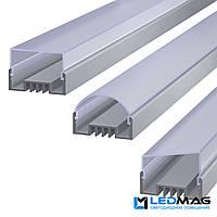 Профиль для светодиодной ленты накладной LSO, фото 1