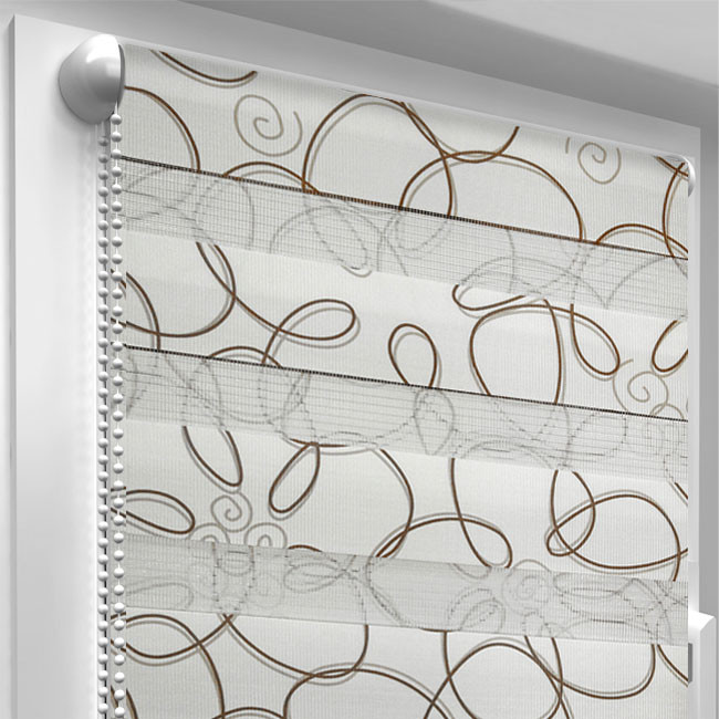 """Рулонная штора """"Зебра-Provance"""" Picasso  40.0 x 170 см"""