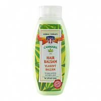 """Бальзам для волос с экстрактом масла конопли """"CANNABIS"""" 500 ml BST 890012"""