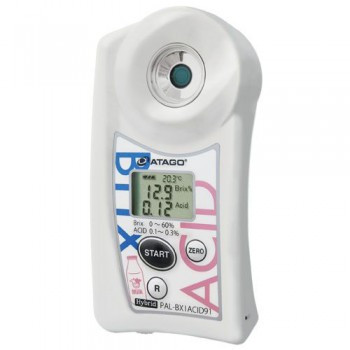 Измеритель Brix и ACID в молочных напитках, Atago