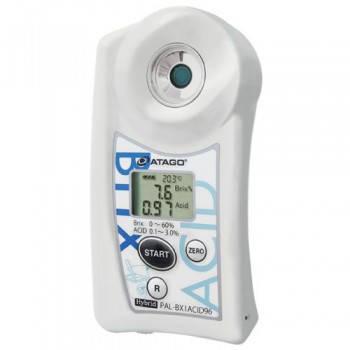 Измеритель Brix и ACID в молочных напитках, Atago, фото 2