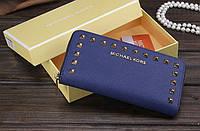 Женский кошелек Michael Kors (2889) blue