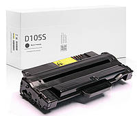 Картридж Samsung MLT-D105S (чёрный) совместимый, стандартный ресурс (1.500 копий) аналог от Gravitone