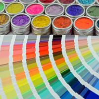 Порошковая эпоксидно-полиэфирная краска Etika