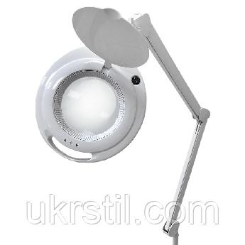 """Лампа-лупа 6017H LED с регулировкой яркости """"холодный свет"""", 1-9W 5"""