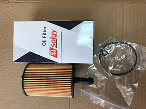 Фильтр масляный на Volkswagen Caddy III 2.0 SDI и на Volkswagen T5