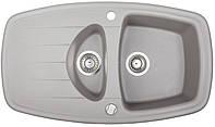 Кухонна мийка BRENOR VIRGO szary metalik (27)