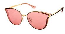 Солнцезащитные очки женские розовые  Furlux