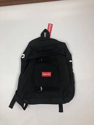 Рюкзак Supreme Черный, фото 2