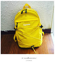 Рюкзак Supreme Madrid - (желтый) 25 л., фото 3