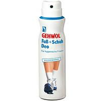 Дезодорант для ног и обуви, GEHWOL  150 г