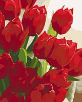 Картина по номерам Любимой (KH2945) 40 х 50 см Идейка