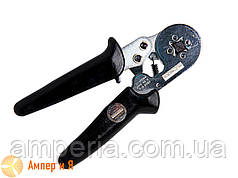 Инструмент e.tool.crimp.hsc.8.6.4 для обжимки изолированных наконечников 0,08-6 кв.мм
