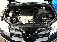 Воздухозаборник Mitsubishi Outlander