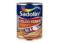 Лак для пола Sadolin Celco Terra 20 1л (Полуматовый)