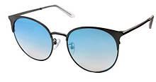Солнечные очки женские голубые Furlux